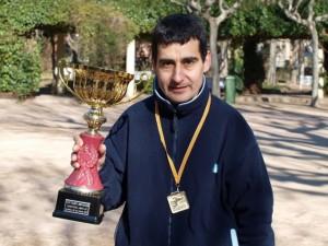 Gregorio Puig en el Alos.