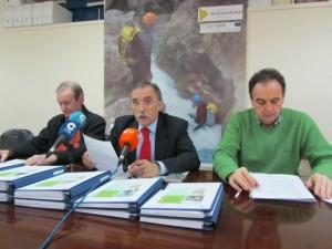 Presentación del plan de mejora de red de abastecimiento. JLP.