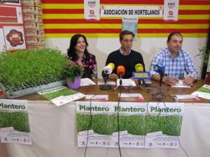 Presentación de la II Jornada del Plantero. JLP.