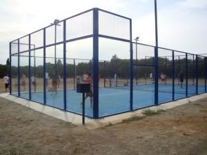 Torneo de padel en Airon Club.
