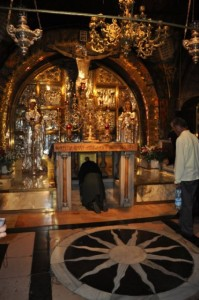 Santo Sepulcro. Ch. G.