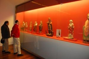 Unas fotografías sustituyen a los bienes que están en Lérida. JLP.