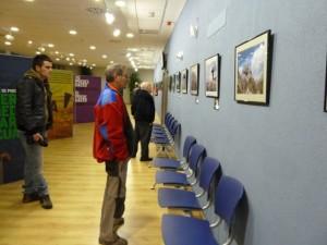 Exposición fotográfica.
