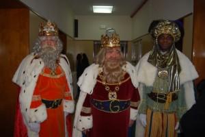 Los Reyes Magos en Barbastro. JLP.