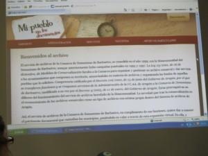 Archivo virtual del Somontano. JLP.