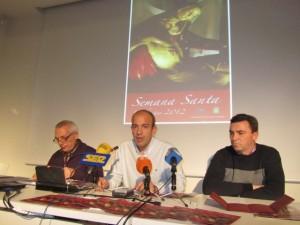 Gracia, Torres y Azcón. JLP.