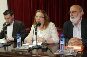 Ciria, Lanau y Ubieto. Ayuntamiento de Monzón.