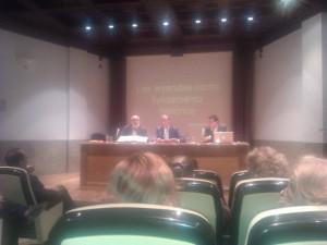Conferencia en Barbastro. JLP.