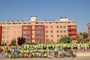 Foto de familia de los participantes. JLP.
