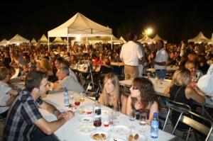 Festival del Vino del Somontano 2012. NBC.
