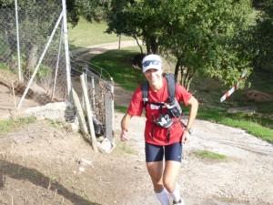 Una de las corredoras de la edición pasada.