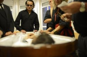 Una de las imágenes de The other side of death. Roberto Santiesteve.