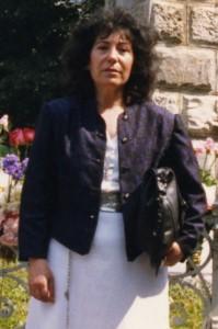 María de los Ángeles Del Valle Valero.