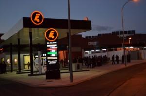 Estación de Servicio Bellavista. JLP.