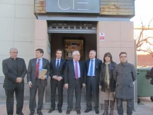Aliaga, Betorz, Biel y los empresarios del eje oriental. JLP.