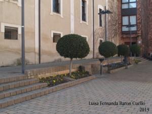 Plaza Julieta. Foto: Luisa Fernanda Barón Cuello.
