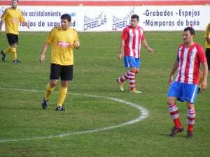 Barbastro - Robres. Ángel Huguet.