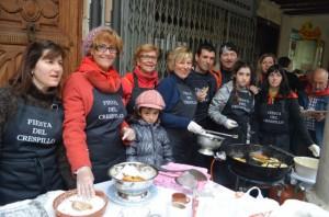 Un grupo de cocineros. JLP.