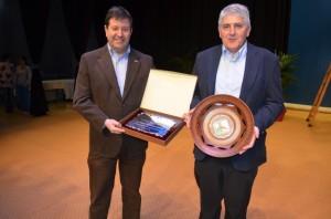 José Masgrau y Enrique Barbanoj. JLP.