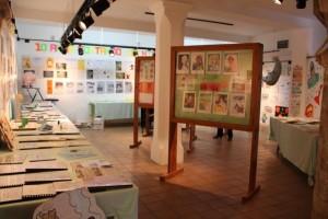 La exposición se podrá visitar en la sala de arte del Paseo del Cegonyer. Foto: EPO.