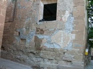 Centro social de Morrano donde estará el museo.
