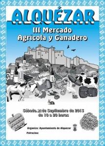 Cartel del Mercado Agroecológico.