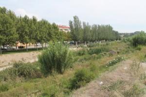 Río Sosa en Baltasar Gracian.