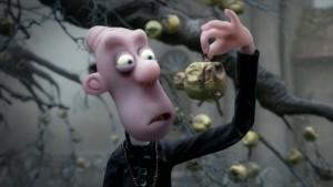 Fotograma del cortometraje a concurso Under The Apple Tree
