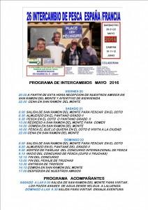 PROGRAMA INTERCAMBIOS 2016