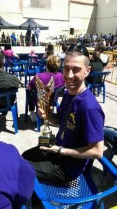 Santi Riquelme Premio