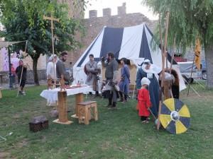RondaSomontano_campamento medievalLaMorisma