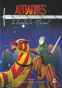 Portada del último trabajo de Juanfer Briones. GP Ediciones.