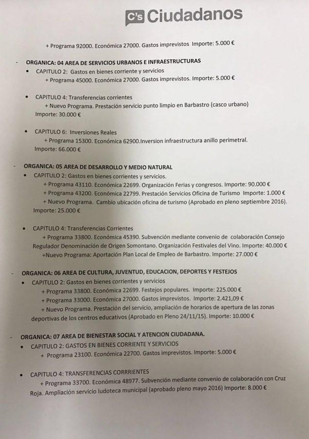 documento 2 con las propuestas de cs al borrador de presupuestos de Barbastro