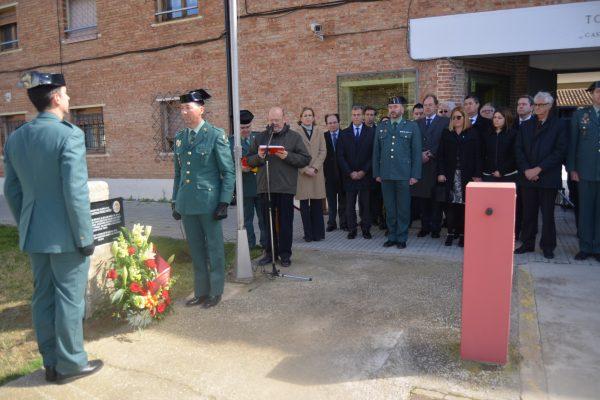 Guardia civil muerto en Barbastro_RondaSomontano.