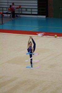 María López durante su ejercicio