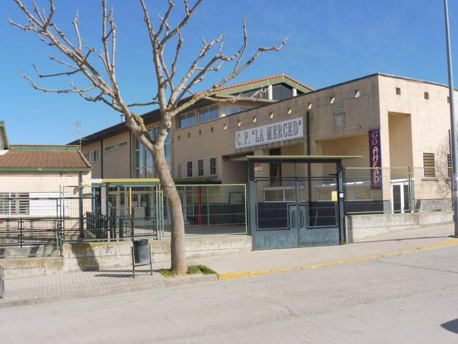 Colegio Público La Merced de Barbastro. Ronda Somontano.