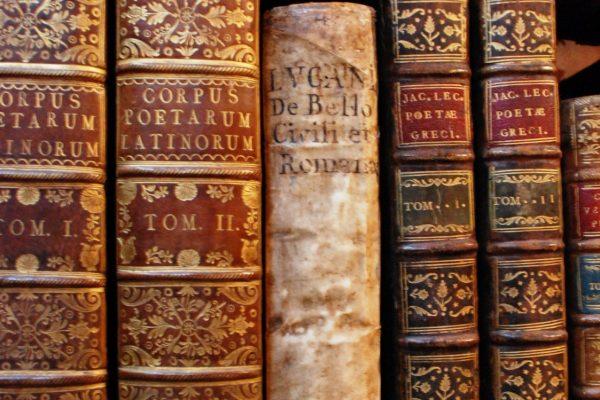 Libros antiguos Ronda Somontano.