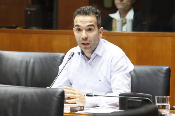 Jesús Guerrero. Ronda Somontano.