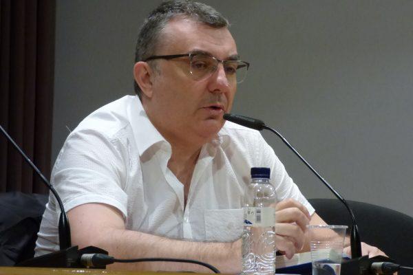 Manuel Vilas. Ronda Somontano.