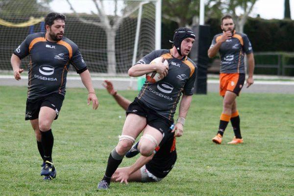 Quebrantahuesos Rugby Club. Ronda Somontano.