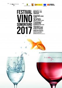 FESTIVAL VINO SOMONTANO 2017 (cartel A4)