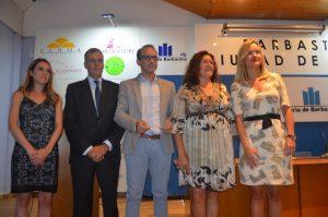 Chavanel, Trofeo FERMA. Ronda Somontano.