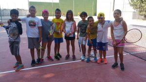 Tenis. Ronda Somontano.