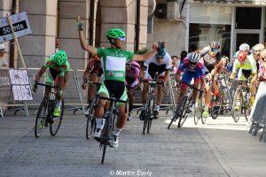 Turismo Villanúa Club Ciclista Barbastro. Ronda Somontano.