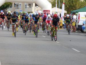 Ciclismo Barbastro. Ronda Somontano.