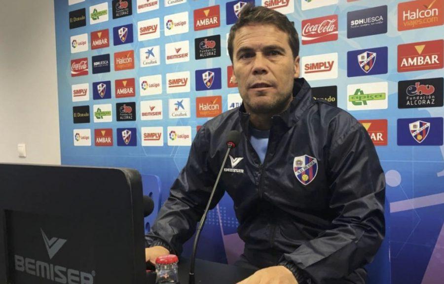 Entrenador de la S.D. Huesca_RondaSomontano