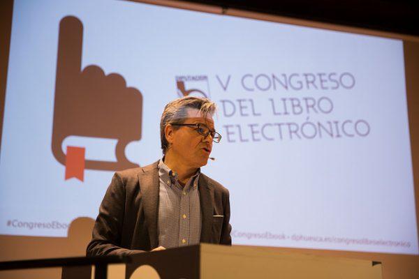 VCongresoLibroElectrónico Barbastro JavierCelaya UNED RondaSomontano
