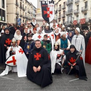 Templarios Monzón_RondaSomontano