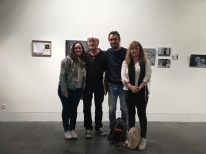Visionados general: Leticia Burillo (ganadora), Thomas Mänisch, José Ángel Calvé y María Torija