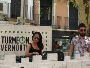 Sesión Vermut Turmeon 2017 en el Coso, con Virginia Díaz